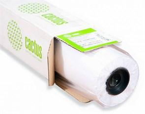"""Бумага Cactus Eco CS-LFP80-610457E 24""""(A1) 610мм-45.7м/80г/м2 CIE155% универсальная втулка:50.8мм (2"""