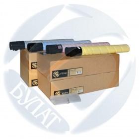 Тонер-картридж Konica Minolta bizhub C224/C224e/C284 TN321 (25k) C БУЛАТ s-Line