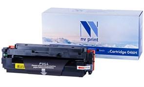 Картридж NVP совместимый NV-046H Black для Canon i-Sensys LBP 653Cdw/ 654Cx/ MF 732Cdw/ 734Cdw/ 735Cx (6300k)