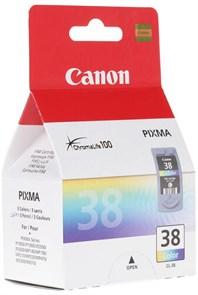 Картридж струйный Canon CL-38 2146B005 многоцветный для Canon IP1800/2500
