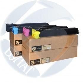 Тонер-картридж Konica Minolta bizhub C452/C552/C652 TN613 (30k) Y БУЛАТ s-Line