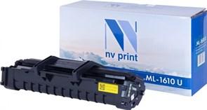 Картридж NVP совместимый NV-ML-1610 UNIV для Samsung ML 1610/ 1615/ 1620/ 1625/ 2010/ 2015/ 2510/ 2570/ 2571N/ SCX-4321/ 4321F/ 4521/ Xerox Phaser 3117/ 3122/ 3124/ 3125/ Dell 1100 (3000k)