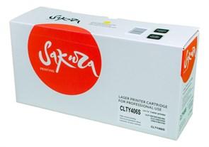 Картридж SAKURA CLTY406S для Samsung CLP-360/365/366/368, CLX-3300/3305/3306/3186/3185, желтый, 1000 к.