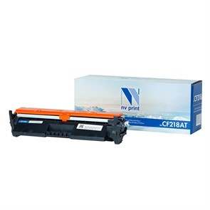 Картридж NVP совместимый NV-CF218AT для HP LaserJet Pro M132a/ M132fn/ M132fw/ M132nw/ M104a/ M104w (1400k)