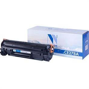 Картридж NVP совместимый NV-CE278A для HP LaserJet Pro P1566/ P1606dn/ M1536dnf (2100k)