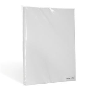 Фотобумага Revcol, глянцевая самоклеющаяся, A4, 128г/м2, 100 л. ЭКОНОМ.