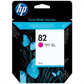 Картридж струйный HP 82 C4912A пурпурный (69мл) для HP DJ 500/800