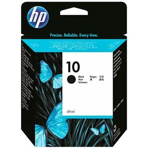 Картридж струйный HP 10 C4844A черный для HP DJ 2000C/CN/2500C/2200/2250/500/800
