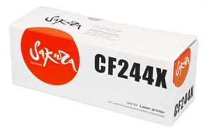 Картридж SAKURA CF244X для HP LaserJet M15a M15, M15w, M28a M28, M28w, 2000 k. SACF244X