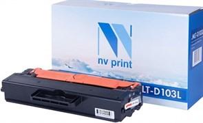 Картридж NVP совместимый NV-MLT-D103L  для ML 2545/ 2950/ 2950ND/ 2950NDR/ 2955/ 2955ND/ 2955DW/ SCX 4726/ 4726FN/ 4727/ 4728/ 4727FD/ 4728FD/ 4729/ 4729FD/ 4729FW(2500)