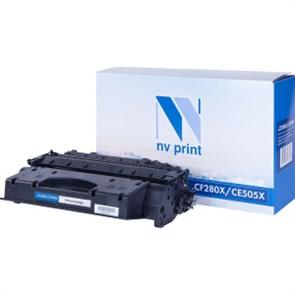 Картридж NVP совместимый NV-CF280X/CE505X для HP LaserJet Pro 400 MFP M425dn/ 400 MFP M425dw/ 400 M401dne/ 400 M401a/ 400 M401d/ 400 M401dn/ 400 M401dw/ P2055/ P2055d/ P2055dn (6900k)