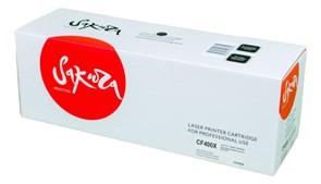 Картридж SAKURA CF400X для HP  Color LaserJet Pro M252n/M252dn/MFP277dw/277n,  черный, 2800 к. SACF400X
