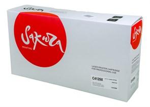Картридж SAKURA C4129X для HP5000/5100, черный, 10000 к.