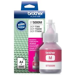 Чернила Brother BT5000M пурпурный (5000стр.) для Brother DCP-T300/T500W/T700W