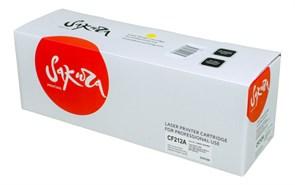 Картридж SAKURA CF212A для HP LJ Pro M251/M276,Canon LBP7100Cn / 7110Cw желтый, 1800 к.