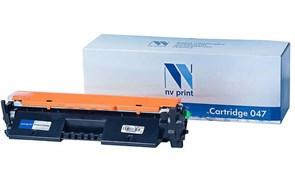Картридж NVP совместимый NV-047 для Canon LBP-110 ser/112/113/MF-110 ser/112/113 (1600k)