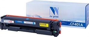 Картридж NVP совместимый NV-CF401A Cyan для HP Color LaserJet Pro M252dw/ M252n/ M274n/ M277dw/ M277n (1400k)