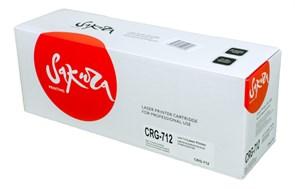 Картридж SAKURA CRG712 для Canon LBP3010,LBP3100, черный, 1500 к.