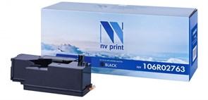Картридж NVP совместимый NV-106R02763 Black для Xerox Phaser 6020/6022/ / WorkCentre 6025/6027 (2000k)