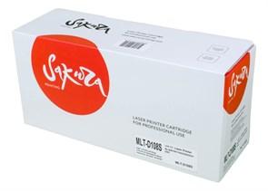 Картридж SAKURA MLTD108S для Samsung ML1640/1641/1642/2240/2241/2242, черный, 1500 к.