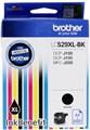 Картридж струйный Brother LC529XLBK черный (2400стр.) для Brother DCP-J100/J105/J200 - фото 10192