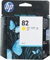 Картридж струйный HP 82 C4913A желтый (69мл) для HP DJ 500/800 - фото 10912